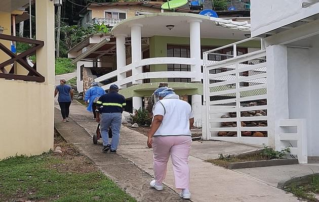 Isla de Taboga registra casos contagios con el nuevo coronavirus.