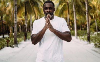 Idris Elba. Instagram