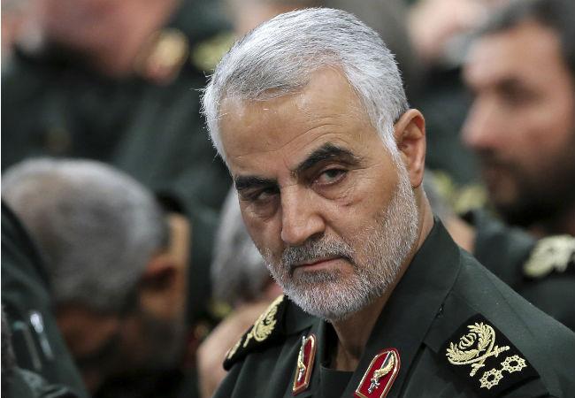 General Qasem Soleimaní, comandante iraní muerto en un bombardeo selectivo de EE.UU. el 3 de enero en Bagdad. Fotos: EFE/Archivo.