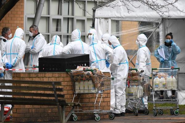 Australia, con poco más de 8,500 casos confirmados desde el inicio de la pandemia, incluidos 106 fallecidos, había logrado contener el avance del virus hasta el actual rebrote. FOTO/EFE