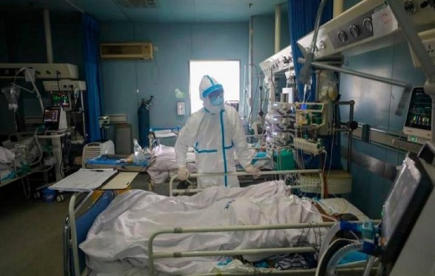 Médicos piden insumos para su protección