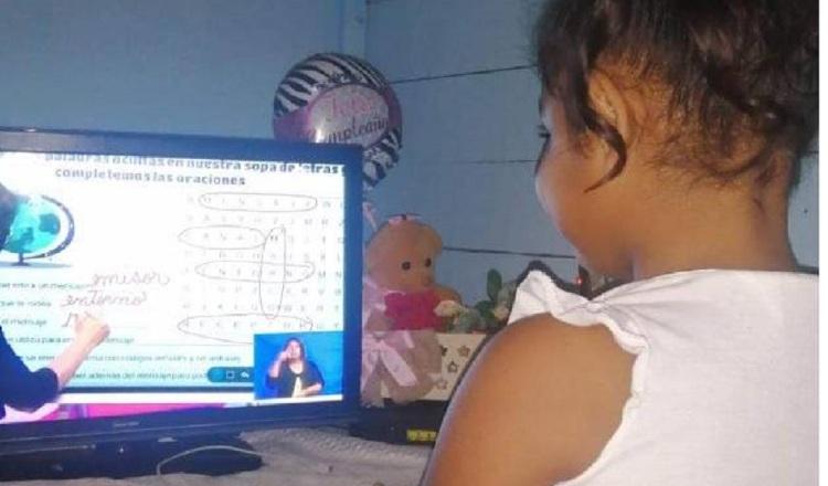 El próximo 20 de julio, Panamá reinicia el año lectivo en una modalidad a distancia. Cortesía