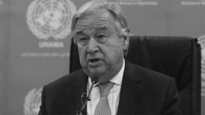 El secretario general de la ONU, António Guterres, dice que se necesita