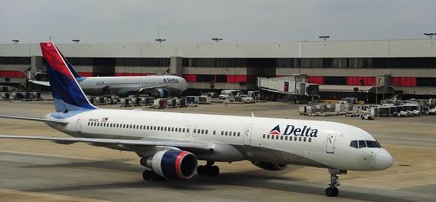 Delta obtuvo unos ingresos de 1.468 millones de dólares frente al récord de $12 mil 536 millones que logró obtener el pasado año.