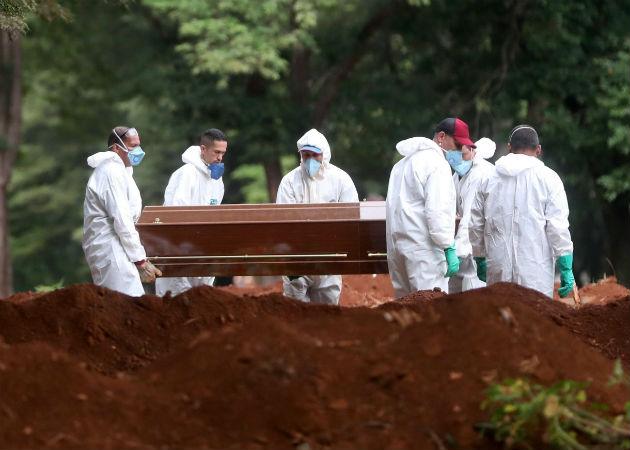 Más de 145.000 muertes se han registrado en la región a causa del coronavirus. Fotos: Archivo/Ilustrativa.