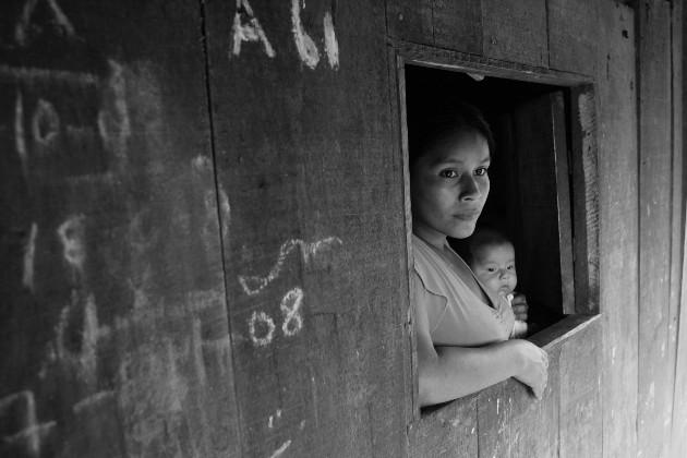El virus nos ha demostrado la gran desigualdad social, económica y el fracaso de los modelos económicos implementados durante años en Panamá. Foto: EFE.