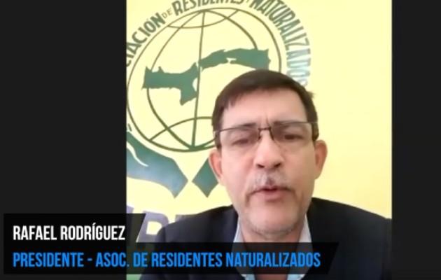 La Asociación de Residentes Naturalizados de Panamá (Arena) explicó situación de migrantes en Panamá en medio de la pandemia. Foto: Miriam Lasso