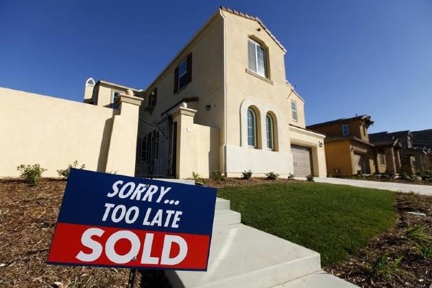 La media de la tasa fija hipotecaria a 30 años es de 2.98%. EFE