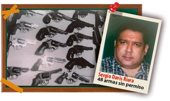 Sergio Davis.