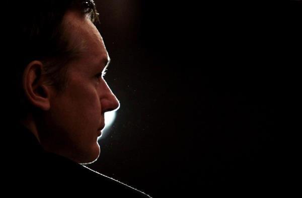 Julian Assange de 49 años, permanece detenido en la prisión de alta seguridad de Belmarsh (sur de Londres. FOTO/EFE