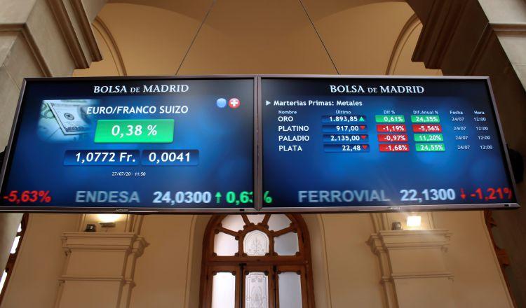 La deuda neta más notas perpetuas aumentó marginalmente en 51 millones de dólares durante el trimestre. EFE