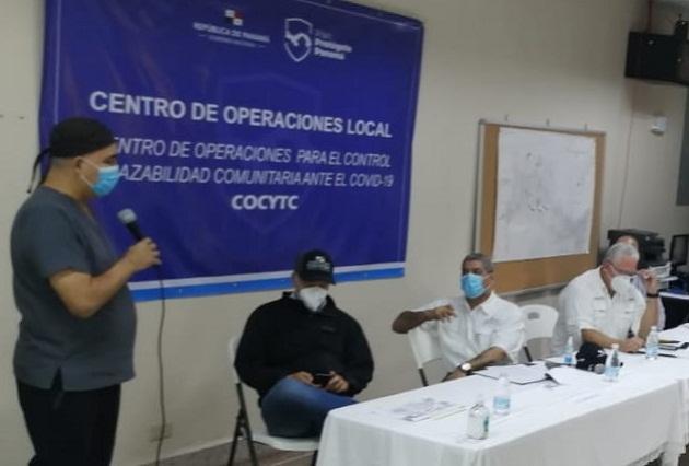 El Ministro Luis Francisco Sucre,  solicitó a los miembros de la Junta Técnica y a las autoridades involucrarse directamente en las labores de trazabilidad, que es la única forma de enfrentar de manera conjunta la guerra contra el COVID-19.