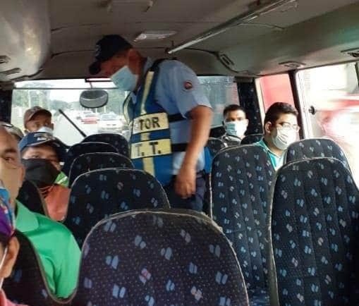 Los operativos se van a mantener en toda la provincia, no solo en la ciudad de David, si no poder cubrir otras rutas internas que movilizan pasajeros.