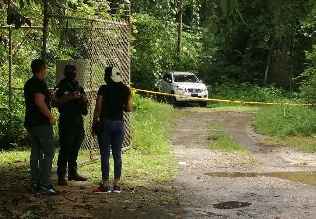El asesinato de los siete jóvenes se produjo en la zona boscosa a orillas del lago Gatún, en la provincia de Colón.
