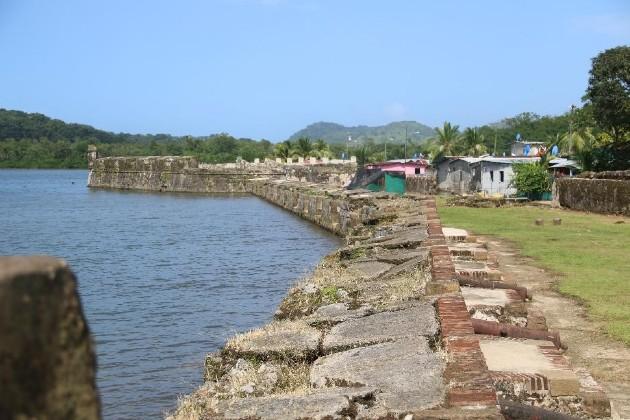 El de Isla Manzanillo se encuentra en estudio urbanístico con levantamiento de áreas.