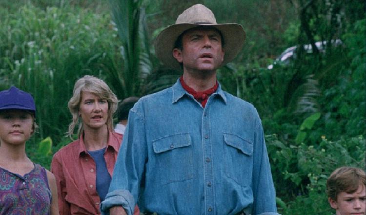 'Jurassic Park'. HBO