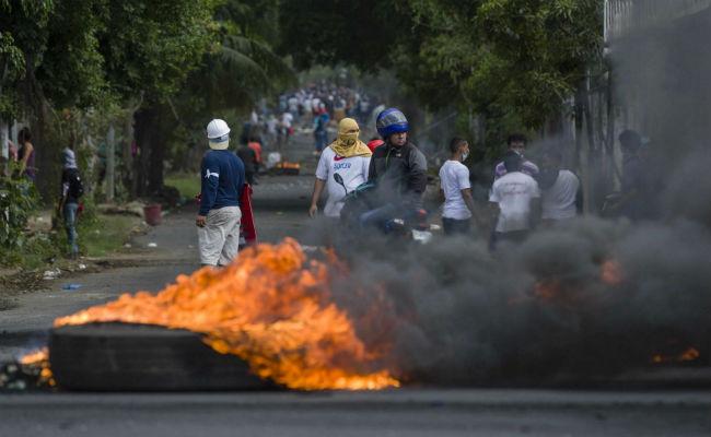 El Departamento de Estado de EE.UU. recordó que las manifestaciones opositoras han sido declaradas ilegales en Nicaragua. Fotos: Archivo/Ilustrativa.