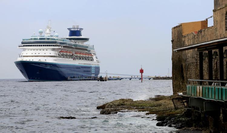 La industria de barcos cruceros se prepara. EFE