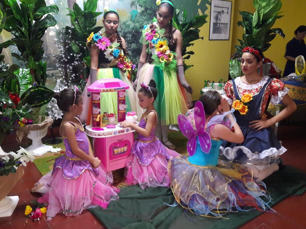 El Teatro Infantil Tía Dora bajó el telón por el coronavirus durante los meses de abril y mayo.