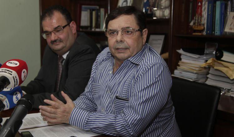 Luis Cucalón está detenido desde finales del año 2014, cuando inició el Gobierno de Juan Carlos Varela.