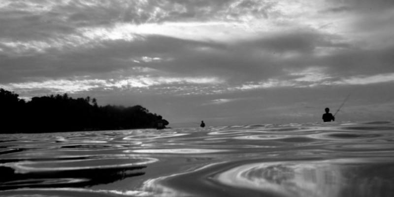 La superficie de los océanos se está haciendo más y más ácida, a medida que la concentración de CO2, disuelto en ellos, se eleva. Foto: EFE.