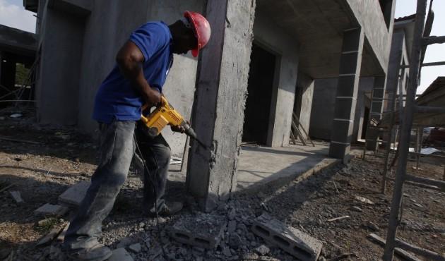 El sector de la construcción, el cual es el tercer generador de empleo en el país con 172 mil 877 plazas de trabajos. Foto/Archivo