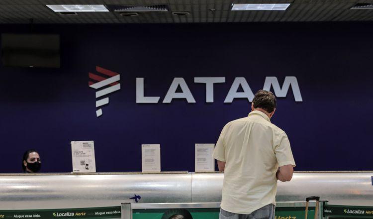 Colombia Latam espera la reanudación de las operaciones
