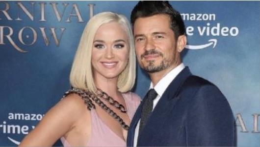 Katy Perry y Orlando Bloom. Archivo