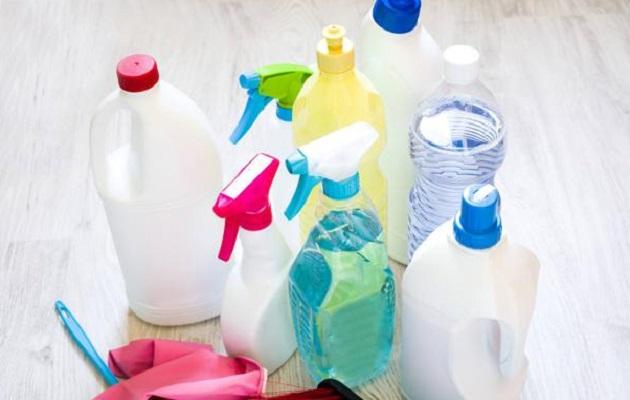 Si se mezclan, los desinfectantes pierden sus propiedades.