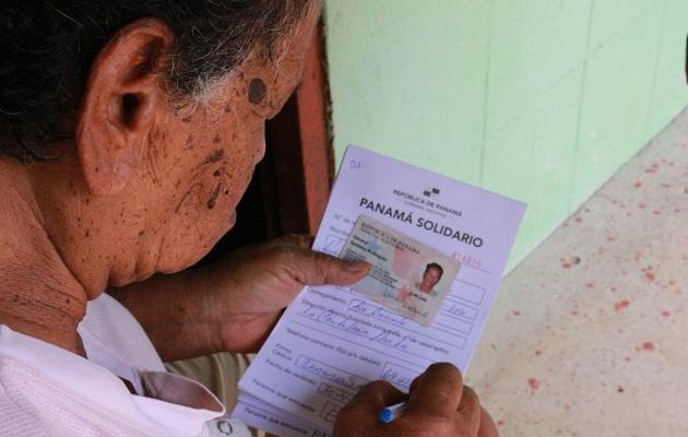 El programa Panamá Solidario se entrega en tres modalidades.