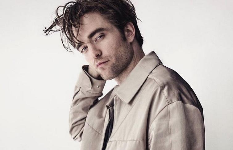 Robert Pattinson. Instagram