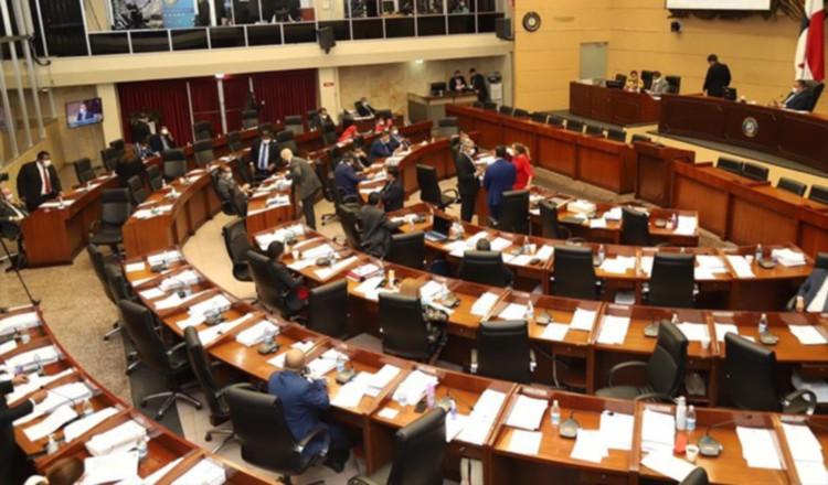Asamblea Nacional de diputados.