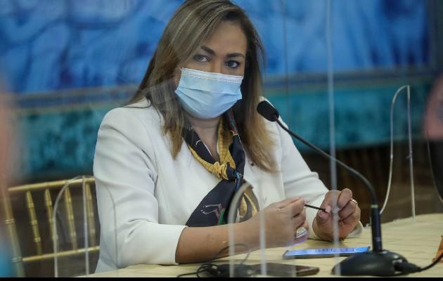 Ministra Consejera, Eyra Ruiz. Foto Cortesía