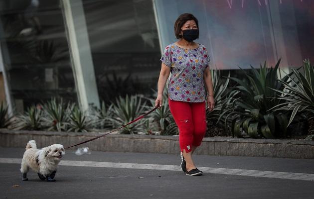 La mascarilla es un gran aliado contra el coronavirus.