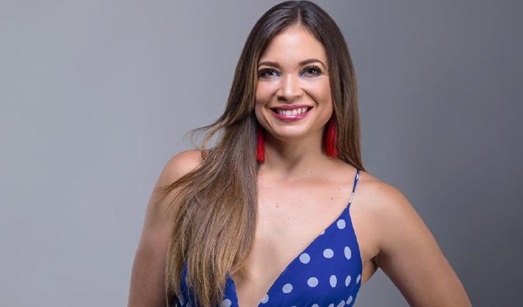 Mariel Bermúdez. Cortesía