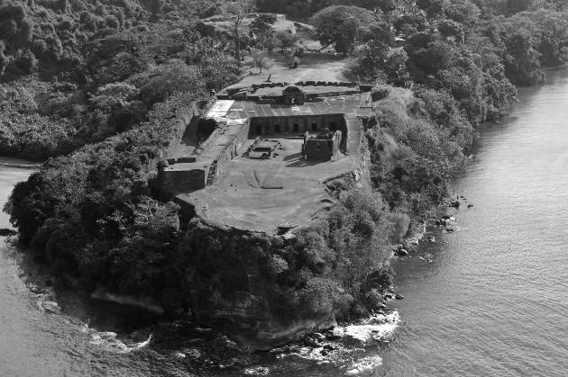 El Fuerte de San Lorenzo o castillo de San Lorenzo Real de Chagres, es Patrimonio de la Humanidad. Fue construido por los españoles para defender el Caribe de ataques piratas Foto: Cortesía.