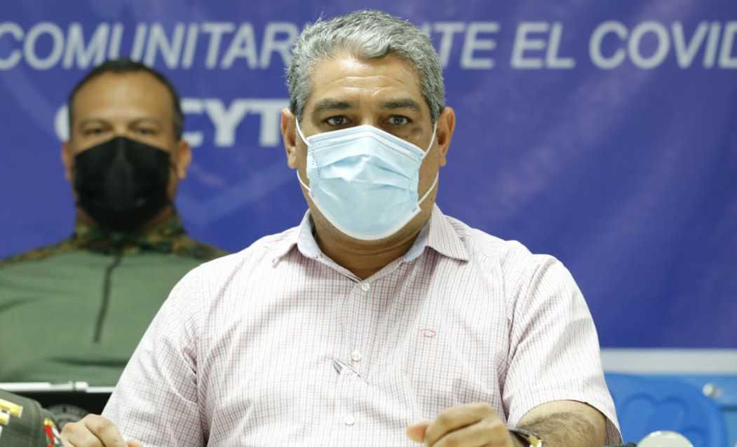 Luis Francisco Sucre.