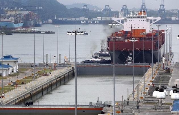 El Canal Ampliado tiene cuatro años de haber iniciado sus operaciones.