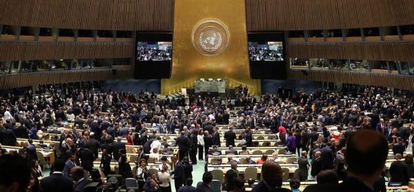 Las discusiones sobre cómo se distribuirá una futura vacuna y las medidas de apoyo económico para los países más vulnerables serán los puntos clave de la discusión en la ONU, según fuentes diplomáticas. FOTO/EFE