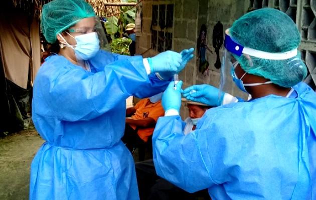Panamá realiza secuenciación del virus en cuatro pacientes por posible reinfección. Foto cortesía