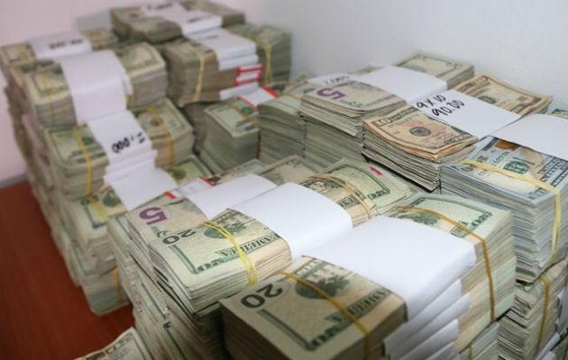 La mujer fue detenida en el 2019 en su poder mantenía 74,541 dólares en efectivo, los cuales dieron positivos para cocaína.