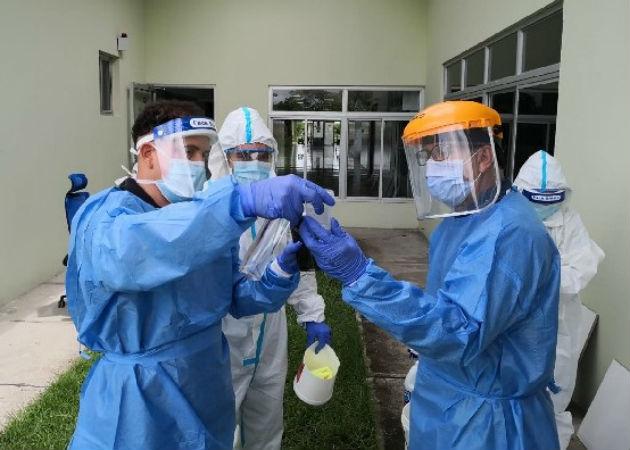 Según el Minsa, no se puede bajar la guardia en el combate contra el coronavirus. Fotos: José Vásquez.