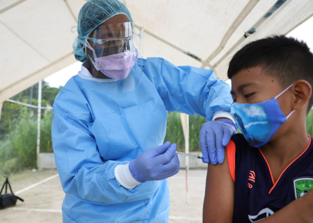 Según el Minsa, hay dosis de vacunas en todos los centros salud, puestos de salud, policlínicas y Ulaps. Fotos: Mayra Madrid/Archivo.