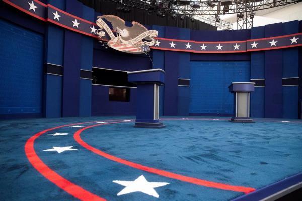 El primero de los tres debates presidenciales que están previstos antes de las elecciones del 3 de noviembre se celebrará este martes en Cleveland, en el estado clave de Ohio, y durará 90 minutos sin pausas publicitarias. FOTO/EFE
