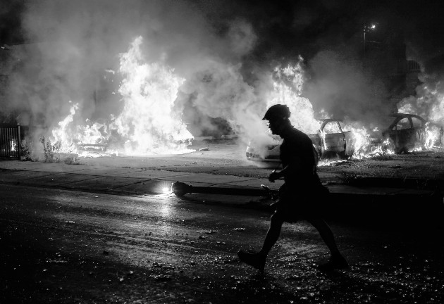 Nada bueno se puede extraer de un pueblo que lucha contra él mismo y menos aún de uno que es incapaz de trabajar en conjunto para lograr metas comunes debido al odio que se tiene a sí mismo. Foto: EFE.