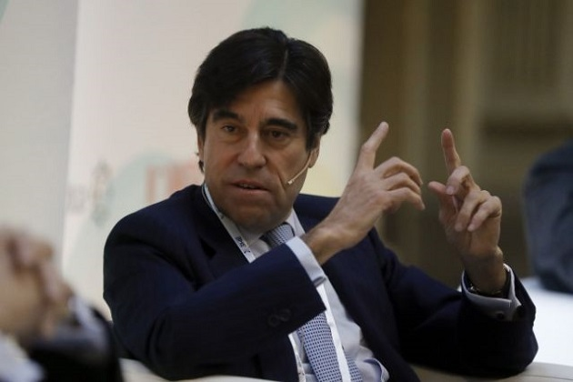 Manuel Manrique, presidente de Sacyr. EFE