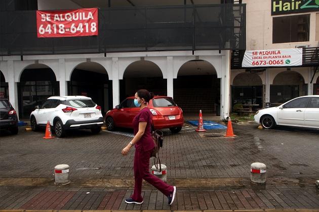 El sector de arrendamientos de propiedades también sufrió un duro golpe dentro del estado de emergencia que vive el país. Foto/Víctor Arosemena