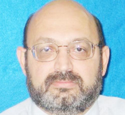 Juez separado Juan Bosco Molina.