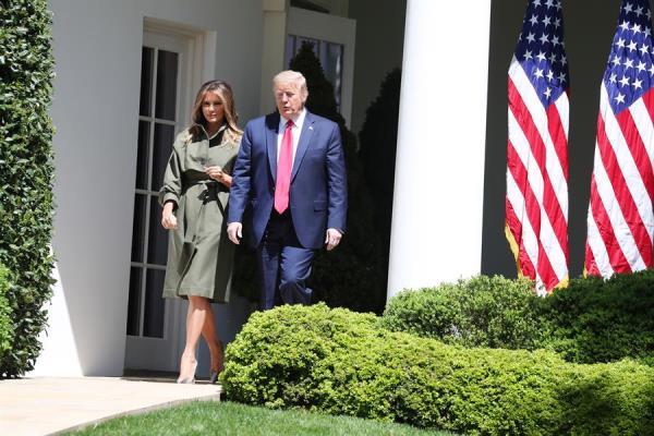 Donadl Trump anunció esta madrugada que él y su esposa habían dado positivo por coronavirus, y en un comunicado posterior, el médico presidencial, Sean Conley, detalló que ambos