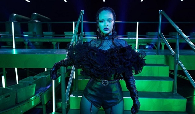 Rihanna creó la marca Savage x Fenty en el 2018. Foto: Instagram